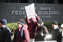 Chính phủ đóng cửa một phần, người lao động Mỹ lao đao