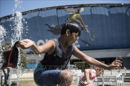 Australia trải qua tháng nóng nhất trong lịch sử với 49,5 độ C