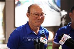 Asian Cup 2019: HLV Park Hang-seo tuyên bố về mục tiêu của đội tuyển Việt Nam