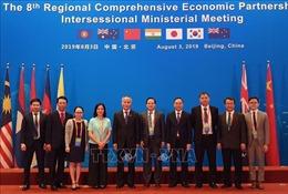 Việt Nam tham dự Hội nghị Bộ trưởng RCEP giữa kỳ lần thứ 8 tại Trung Quốc