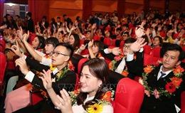 Tuyên dương 'Sinh viên 5 tốt' và trao giải thưởng 'Sao Tháng Giêng' năm 2018
