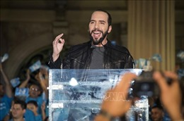 Bầu cử Tổng thống El Salvador: Cựu Thị trưởng San Salvador giành chiến thắng