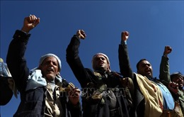 Yemen lên án vụ tấn công của Houthi nhằm vào lễ diễu binh