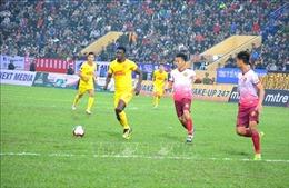 Nam Định có chiến thắng đầu tiên trên sân nhà; SHB Đà Nẵng giành trọn ba điểm trước tân binh Viettel