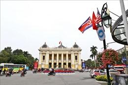 Hà Nội - Thành phố vì hòa bình sẵn sàng cho Hội nghị Thượng đỉnh Mỹ - Triều Tiên