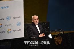 Iran kêu gọi các cường quốc châu Âu nỗ lực cứu vãn thỏa thuận hạt nhân
