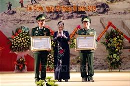 Bộ đội Biên phòng phối hợp với các cấp ủy, chính quyền xây dựng biên giới vững chắc