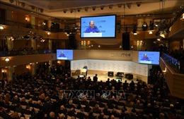 Hội nghị An ninh Munich: Trật tự quốc tế đang đối mặt với nhiều vấn đề nghiêm trọng
