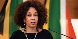 Nam Phi trở thành quốc gia thứ 22 phê chuẩn Hiệp ước Cấm vũ khí hạt nhân