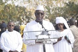 Ông Macky Sall tái đắc cử Tổng thống Senegal nhiệm kỳ thứ hai