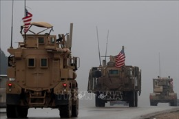 Tuyên bố chung Nga - Syria hối thúc Mỹ rút quân