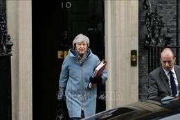 Thủ tướng Anh tuyên bố lùi thời gian bỏ phiếu tại hạ viện về Brexit