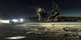 Iran triệu Đại sứ Pakistan sau vụ đánh bom làm 27 binh sĩ thiệt mạng