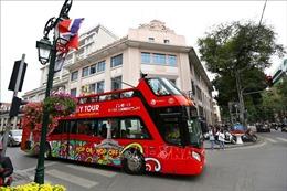 Bổ sung lộ trình xe buýt miễn phí cho phóng viên dự Hội nghị thượng đỉnh Mỹ - Triều Tiên
