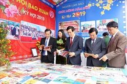 Tưng bừng Hội báo Xuân Kỷ Hợi 2019 tại Phú Thọ và Thái Nguyên