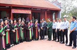 Vùng Lim sẵn sàng vào hội