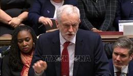 Bảy nghị sĩ tách khỏi Công đảng Anh do 'thất bại' Brexit