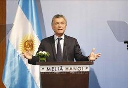 Tổng thống Argentina công bố quyết định tái tranh cử