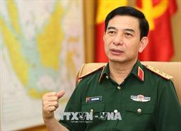 Đoàn đại biểu quân sự cấp cao QĐND Việt Nam thăm chính thức Nhật Bản