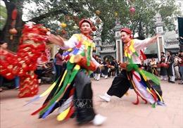 Khai hội truyền thống làng Triều Khúc
