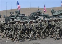 Đàm phán kế hoạch tăng cường hiện diện binh lính Mỹ ở Ba Lan