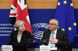 EC đưa ra 2 lựa chọn về khoảng thời gian trì hoãn Brexit