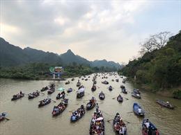 Lễ hội Chùa Hương 2019 đã thu hút hơn một triệu du khách
