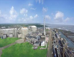 Mỹ cam kết xây dựng 6 nhà máy điện hạt nhân tại Ấn Độ