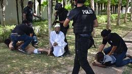 Malaysia bắt giữ 9 nghi cankhủng bố