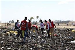 Ethiopia Airlines xác nhận gửi 2 hộp đen tới Pháp để phân tích