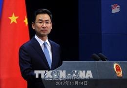 Trung Quốc phản đối Mỹ trừng phạt hai công ty của nước này