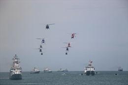 Hải quân Việt Nam tăng cường hợp tác với các nước