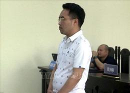 Nguyên cán bộ Phòng Tài nguyên và Môi trường ở Thanh Hóa lĩnh 12 năm tù