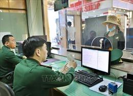 TP Hồ Chí Minh triển khai thủ tục biên phòng điện tử tại các cửa khẩu
