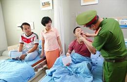 Bắt hai đối tượng đâm bị thương công an xã ở Đồng Nai