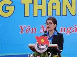 Tỉnh đoàn Ninh Bình phát động Tháng Thanh niên năm 2019