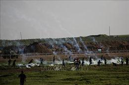 Israel không kích mục tiêu Hamas ở Dải Gaza