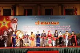 Khai mạc Liên hoan Tuyên truyền lưu động 'Về với Điện Biên' tại Yên Bái
