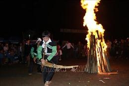 Lễ hội cúng rừng của đồng bào dân tộc Mông ở Nà Hẩu