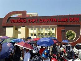 Xử phạt Trường THPT chuyên Lam Sơn do tổ chức dạy thêm, thu tiền sai quy định