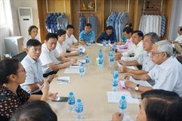 Gần 1.000 công nhân Công ty TNHH may mặc Lu An đã trở lại làm việc