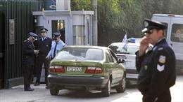Lãnh sự quán Nga ở Hy Lạp bị ném lựu đạn