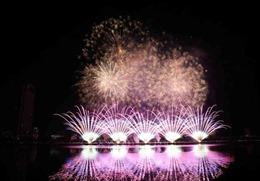 Lễ hội pháo hoa Quốc tế Đà Nẵng 2019 có chủ đề 'Những dòng sông kể chuyện'