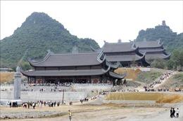 Hạ tầng kỹ thuật khu du lịch Tam Chúc phục vụ Đại lễ Phật đản Vesak đã cơ bản hoàn thành