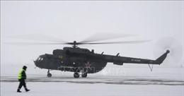 13 quân nhân thiệt mạng trong vụ rơi trực thăng quân sự ở Kazakhstan