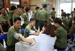 Phát huy vai trò xung kích của thanh niên lực lượng Công an nhân dân
