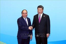 Thủ tướng dự Diễn đàn cấp cao hợp tác quốc tế 'Vành đai và Con đường' lần thứ hai