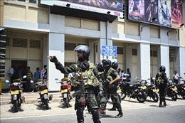 Cảnh sát Sri Lanka truy tìm 140 nghi phạm liên quan IS