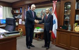 Thúc đẩy quan hệ hợp tác Việt Nam-Paraguay
