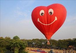 Đặc sắc Lễ hội khinh khí cầu quốc tế Huế 2019